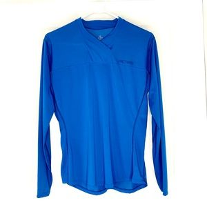 Women's Arc'teryx Long Sleeve Top Blue